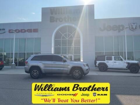 2018 Jeep Grand Cherokee for sale at Williams Brothers - Pre-Owned Monroe in Monroe MI