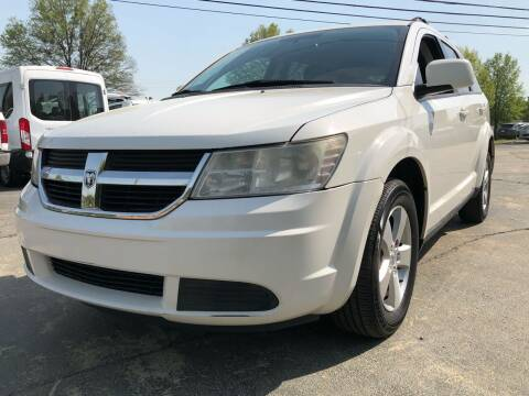 2009 Dodge Journey for sale at Capital Motors in Raleigh NC