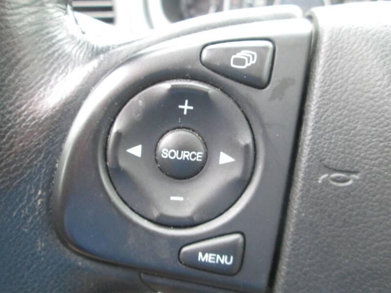 2013 Honda CR-V AWD EX-L 4dr SUV w/DVD - Lowell MA