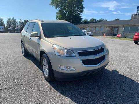 2011 Chevrolet Traverse for sale at Hillside Motors Inc. in Hickory NC