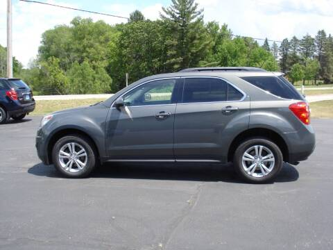 2013 Chevrolet Equinox for sale at Fox River Auto Sales in Princeton WI