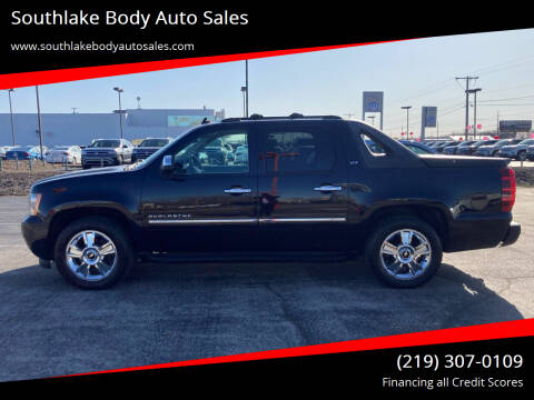 2009 Chevrolet Avalanche for sale at Southlake Body Auto Sales in Merrillville IN