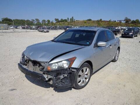2009 Honda Accord for sale at S & M IMPORT AUTO in Omaha NE