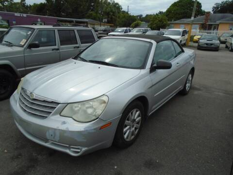2008 Chrysler Sebring for sale at Bargain Auto Mart Inc. in Kenneth City FL