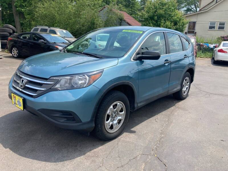 2014 Honda CR-V for sale at Irving Auto Sales in Whitman MA