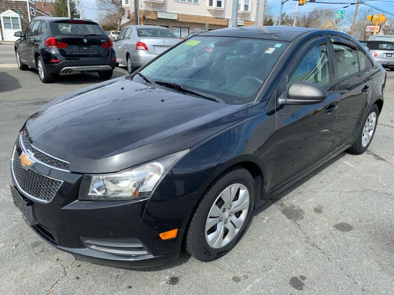 2014 Chevrolet Cruze for sale at Better Auto in South Darthmouth MA