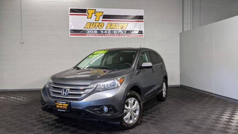 2014 Honda CR-V for sale at TT Auto Sales LLC. in Boise ID