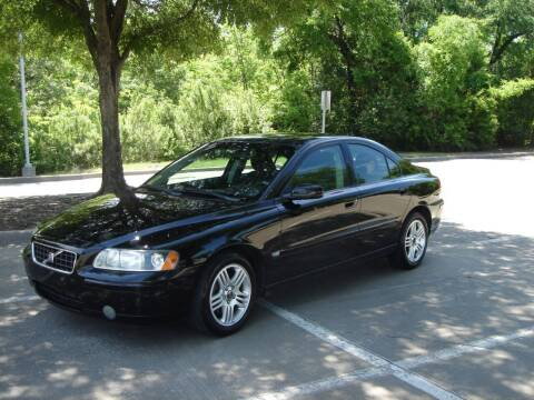 2006 Volvo S60 for sale at ACH AutoHaus in Dallas TX
