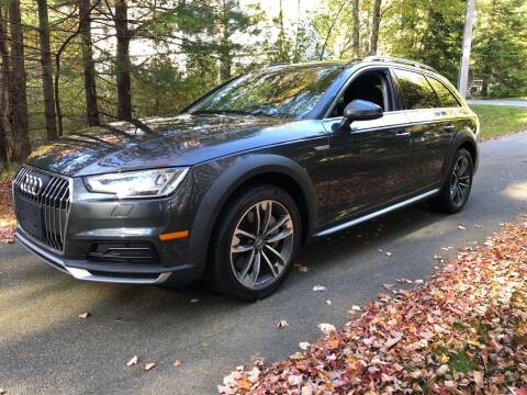2017 Audi A4 allroad for sale at Beverly Farms Motors in Beverly MA