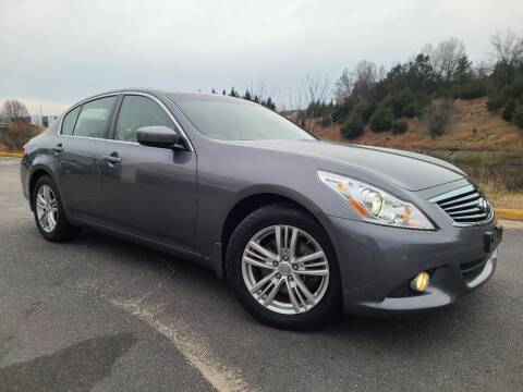 2010 Infiniti G37 Sedan for sale at Lexton Cars in Sterling VA