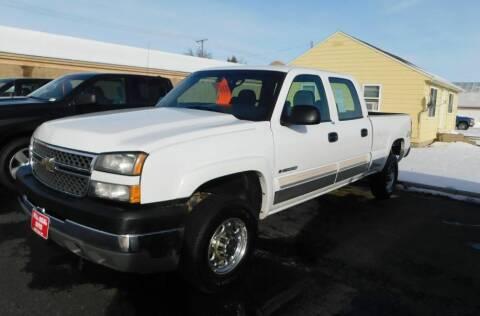 2005 Chevrolet Silverado 2500HD for sale at Will Deal Auto & Rv Sales in Great Falls MT