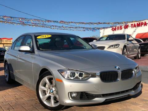 2015 BMW 3 Series for sale at Cars of Tampa in Tampa FL