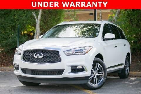 2019 Infiniti QX60 for sale at Gravity Autos Atlanta in Atlanta GA