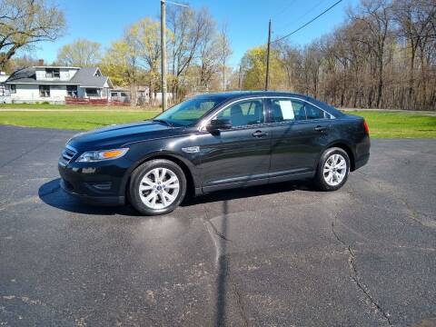 2012 Ford Taurus for sale at Depue Auto Sales Inc in Paw Paw MI