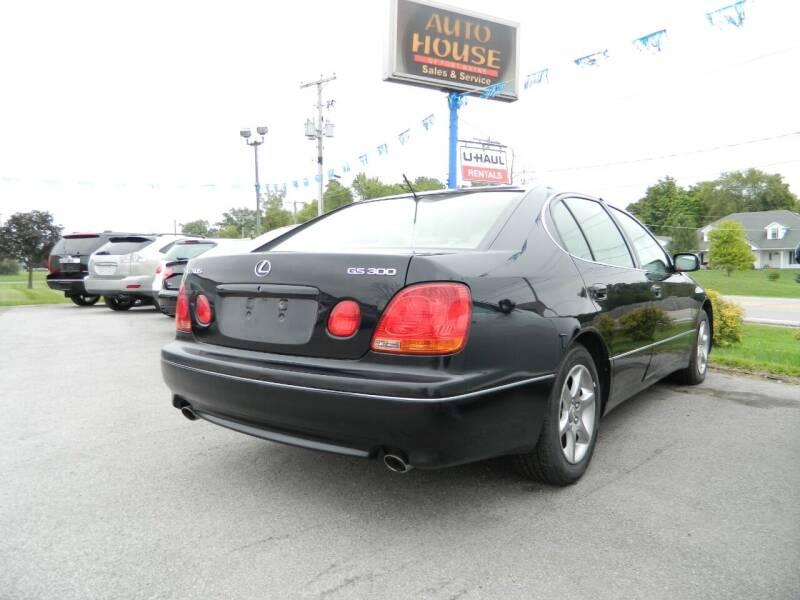 2002 Lexus GS 300 4dr Sedan - Fort Wayne IN