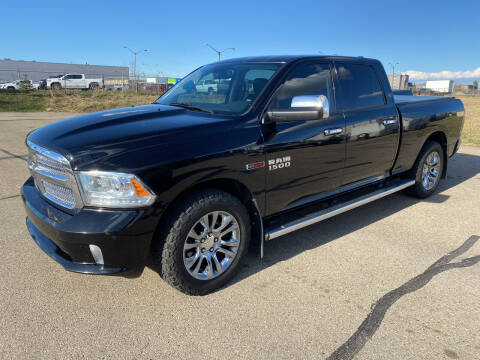 2014 RAM Ram Pickup 1500 for sale at Truck Buyers in Magrath AB