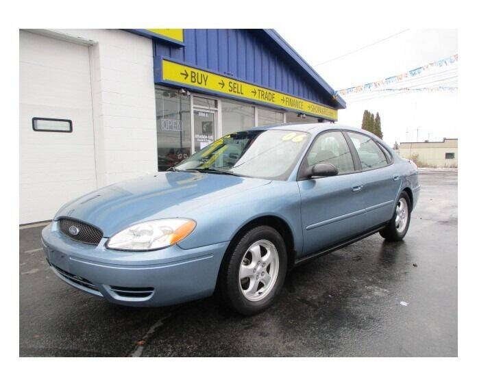 2006 Ford Taurus for sale at Affordable Auto Rental & Sales in Spokane Valley WA