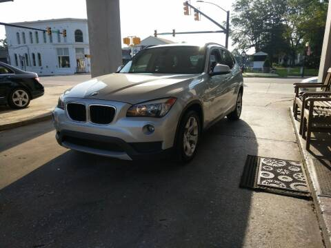 2014 BMW X1 for sale at ROBINSON AUTO BROKERS in Dallas NC