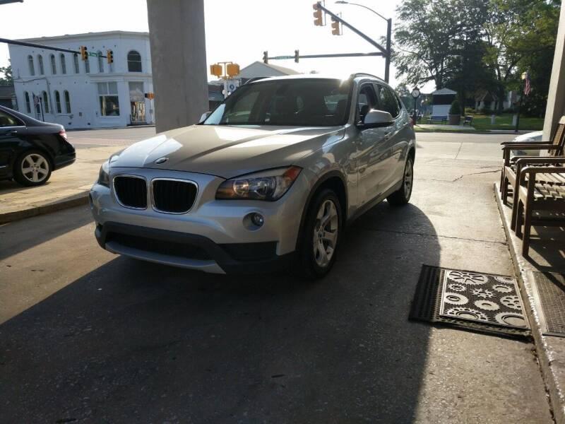 2014 BMW X1 for sale at ROBINSON AUTO BROKERS in Dallas NC