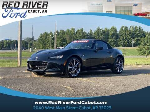 2021 Mazda MX-5 Miata for sale at RED RIVER DODGE - Red River of Cabot in Cabot, AR