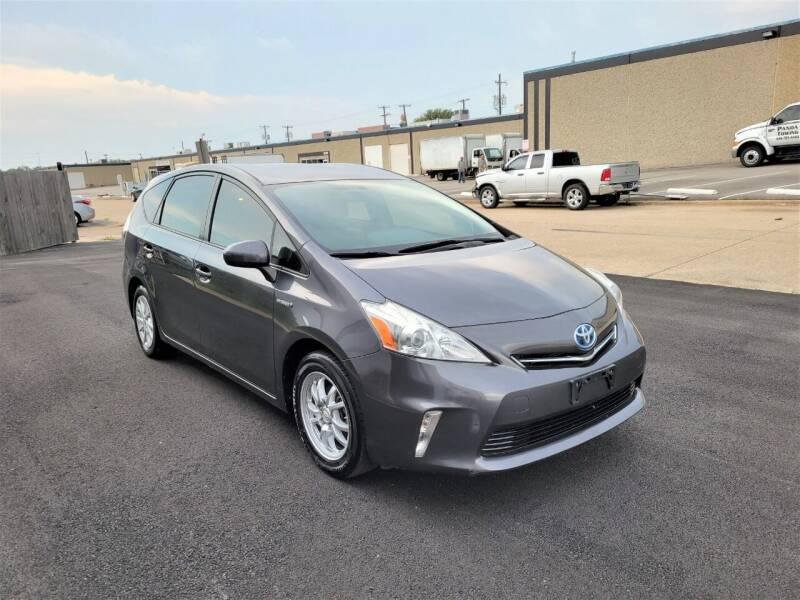 2013 Toyota Prius v for sale at Image Auto Sales in Dallas TX