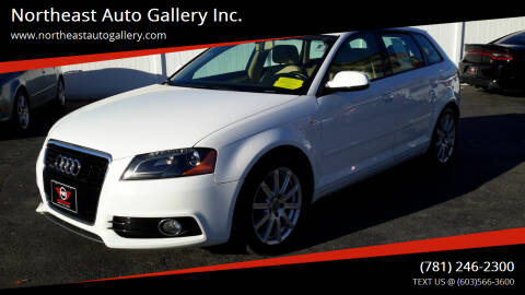 2013 Audi A3 for sale at Northeast Auto Gallery Inc. in Wakefield Ma MA