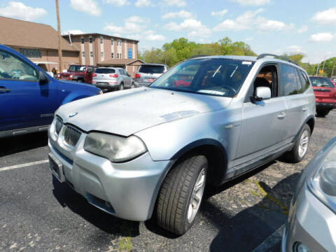 2006 BMW X3 for sale at WOOD MOTOR COMPANY in Madison TN