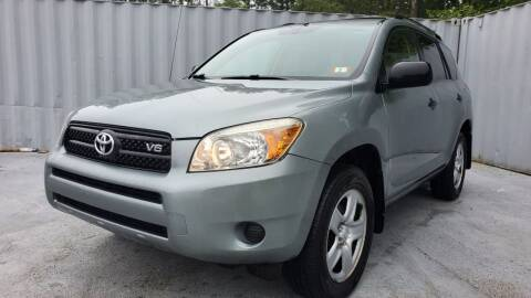 2008 Toyota RAV4 for sale at Aspire Motoring LLC in Brentwood NH