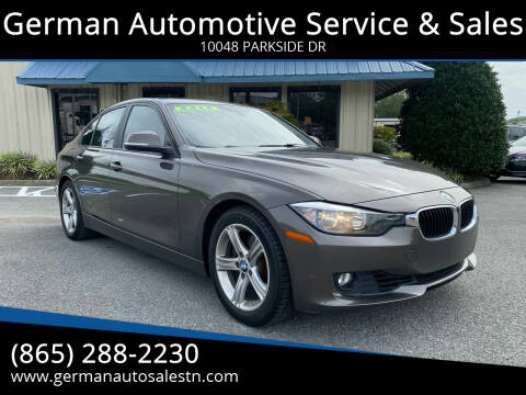2013 BMW 3 Series for sale at German Automotive Service & Sales in Knoxville TN