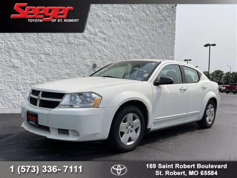 2009 Dodge Avenger for sale at SEEGER TOYOTA OF ST ROBERT in Saint Robert MO