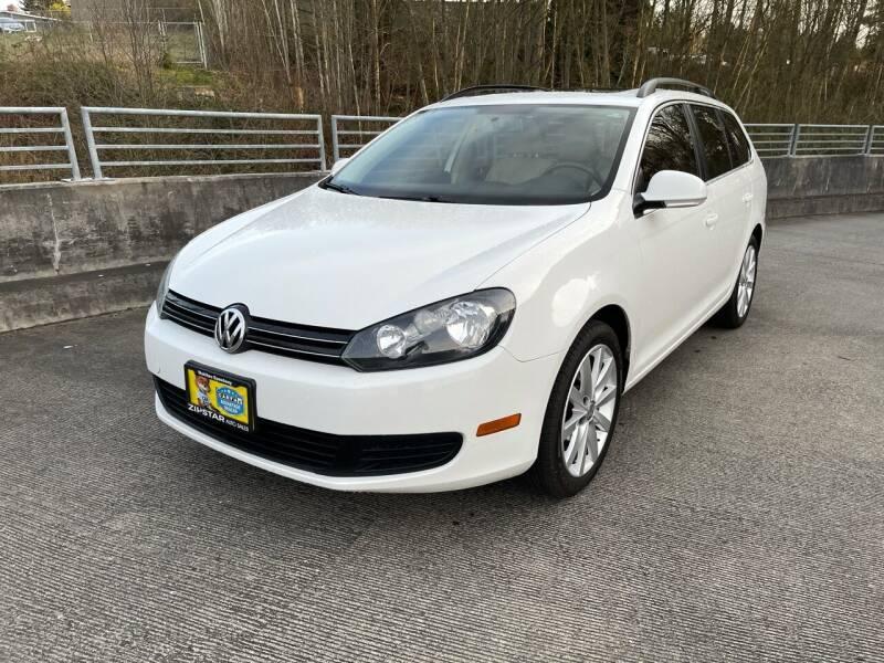 2013 Volkswagen Jetta for sale at Zipstar Auto Sales in Lynnwood WA