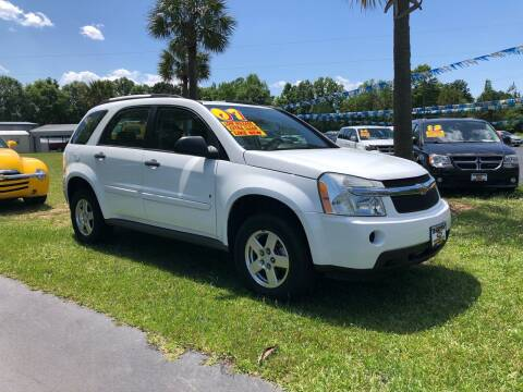 2007 Chevrolet Equinox for sale at Smith Motor Company INC in Mc Cormick SC