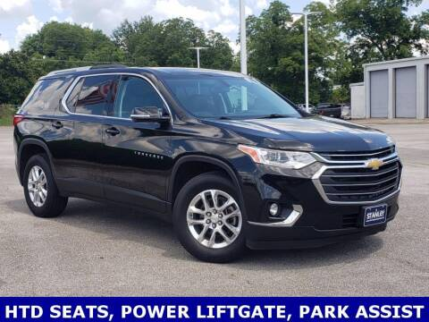 2018 Chevrolet Traverse for sale at Stanley Ford Gilmer in Gilmer TX