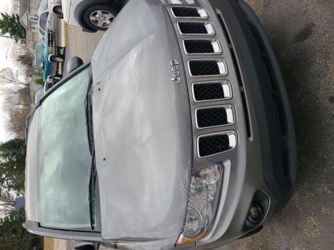 2012 Jeep Compass for sale at All State Auto Sales, INC in Kentwood MI