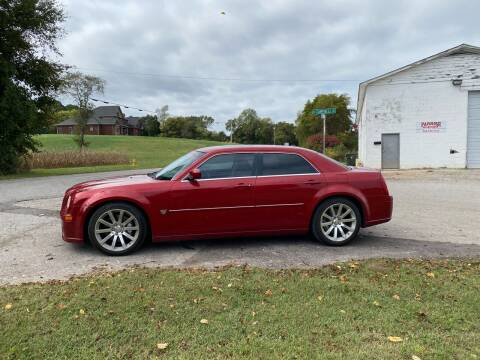2007 Chrysler 300 for sale at Tennessee Valley Wholesale Autos LLC in Huntsville AL