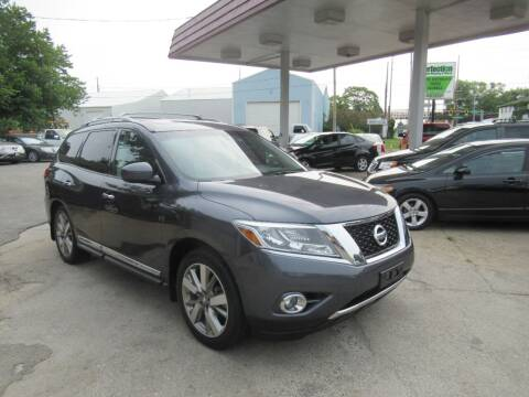 2013 Nissan Pathfinder for sale at Perfection Auto Detailing & Wheels in Bloomington IL