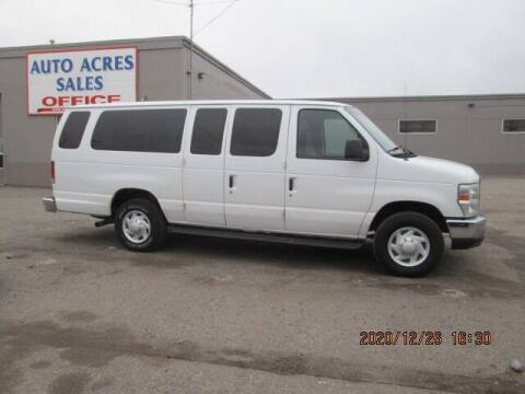2008 Ford E-Series Wagon for sale at Auto Acres in Billings MT