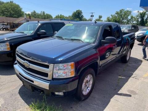 2009 Chevrolet Silverado 1500 for sale at TRANS P in East Windsor CT