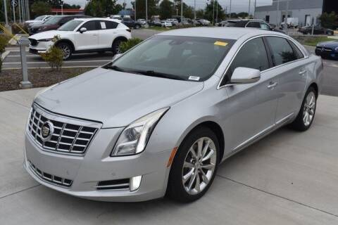 2013 Cadillac XTS for sale at PHIL SMITH AUTOMOTIVE GROUP - MERCEDES BENZ OF FAYETTEVILLE in Fayetteville NC