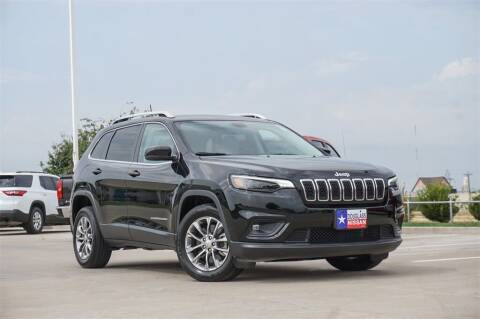 2020 Jeep Cherokee for sale at Douglass Automotive Group - Douglas Nissan in Waco TX