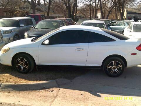 2009 Pontiac G5 for sale at D & D Auto Sales in Topeka KS