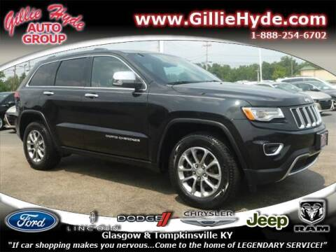 2015 Jeep Grand Cherokee for sale at Gillie Hyde Auto Group in Glasgow KY
