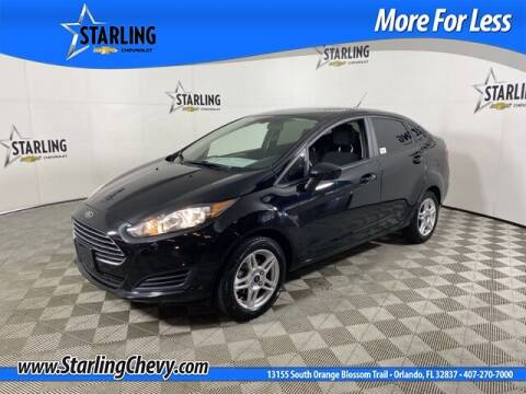2019 Ford Fiesta for sale at Pedro @ Starling Chevrolet in Orlando FL