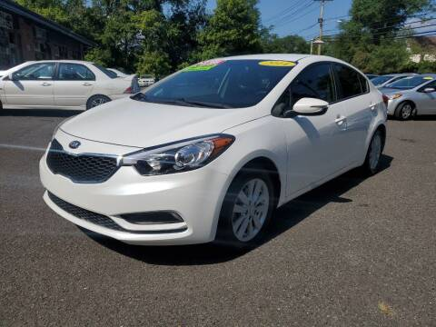2014 Kia Forte for sale at CENTRAL GROUP in Raritan NJ
