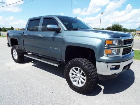 2014 Chevrolet Silverado 1500 for sale at USA 1 Autos in Smithfield VA