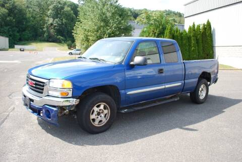 2004 GMC Sierra 1500 for sale at New Milford Motors in New Milford CT