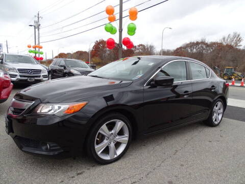 2015 Acura ILX for sale at KING RICHARDS AUTO CENTER in East Providence RI