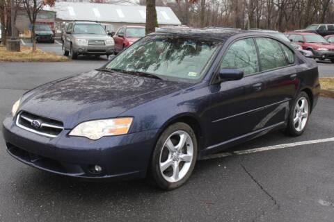 2006 Subaru Legacy for sale at Auto Bahn Motors in Winchester VA