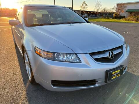 2005 Acura TL for sale at Shell Motors in Chantilly VA