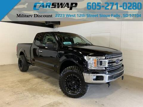2018 Ford F-150 for sale at CarSwap in Sioux Falls SD